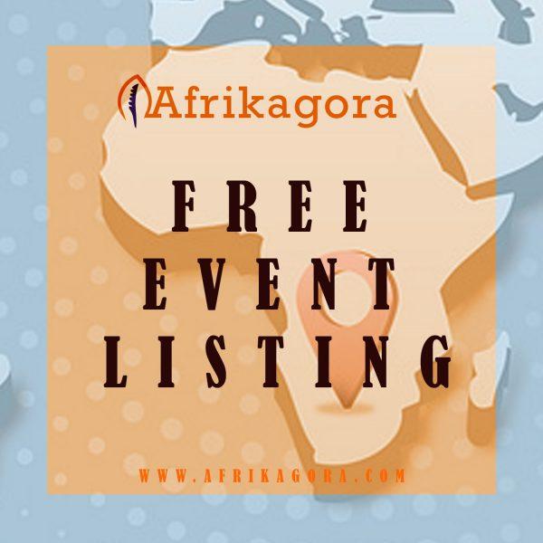Free Event Listing